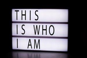 wer bin ich test